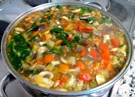 cook eat enjoy repeat hearty vegetable soup