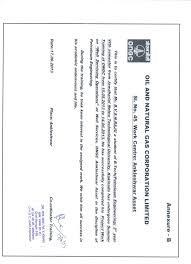 Certification Of Internship Letter Sle Petroleum Engineering Internship The Best Engine In 2017