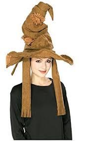Amazon Prime Halloween Costumes Amazon Harry Potter Sorting Hat Brown Toys U0026 Games