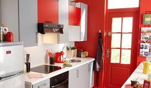 deco cuisine couleur déco peinture cuisine chambre côté