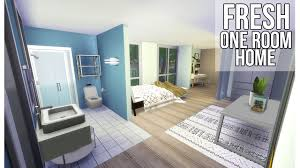 sims 3 bathroom ideas apartments one room house one room house stock image