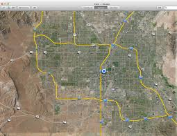how to start using maps in os x mavericks 9to5mac