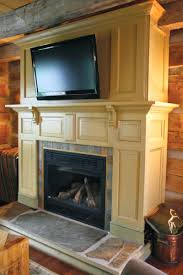 making wooden fireplace surround your own readers salvaged doors