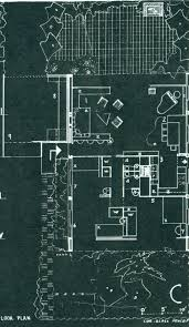 colby college floor plans usmodernist soriano