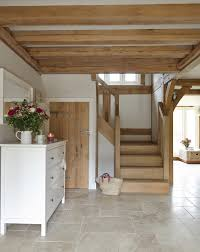 Floor Tiles Hallway Oak Hall And Stairs Tile Floors For The Home Pinterest Tile