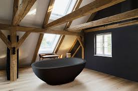 black and bathroom ideas black bathtubs for modern bathroom ideas with freestanding