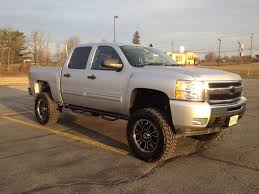 Classic Chevy Trucks Lifted - lifted chevy lifted chevy trucks 2011 chevy silverado 8in lift