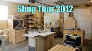 Woodworking Machinery Shows 2012 by Shop Tour 2012 Youtube