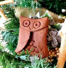 aromatic cinnamon owl ornament tutorial hometalk