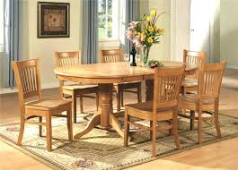 solid oak round dining table 6 chairs dining room sets 6 chairs dining room sets with fabric chairs of