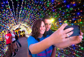 dickenson festival of lights festival of lights returns in dickinson free news the daily news