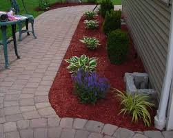 appleton neenah menasha fox valley colored red mulch delivery