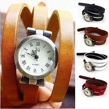 leather wrap bracelet watches images The 432 best women 39 s bracelet watches images jpg