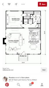 In Law Apartment Floor Plans 9 Best House Plans Images On Pinterest Architecture Front Doors