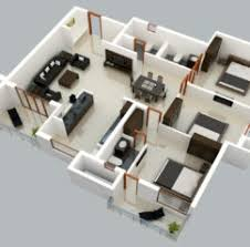 house plan design home design d isometric views of small house plans kerala home