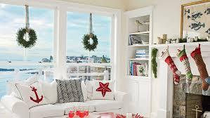 Easy Holiday Decorating Ideas Coastal Living - Coastal living family rooms
