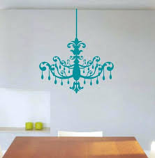 Etsy Chandelier Chandelier Wall Decal Thumbnail 2 Etsy Motor1usa