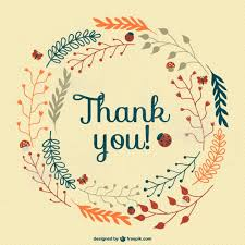 free thank you cards vintage thank you card vector free