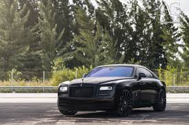 roll royce black ag luxury wheels rolls royce wraith forged wheels