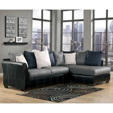 sectional slipcover copy in khaki denim bernards jitterbug denim