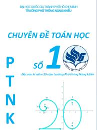 Chuyen de Toan Hoc So 10 Ptnk Final