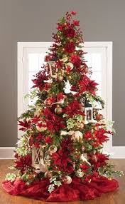 Decorated Christmas Trees Ideas 12 Christmas Tree Decorating Ideas Garlands Christmas Tree And