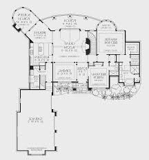 House Plan Basement e Story House Plans With Basement Popular