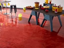 garage floor coating creates party ready space