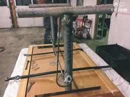 Diy Metal Desk by Desk Diy Desk Legs