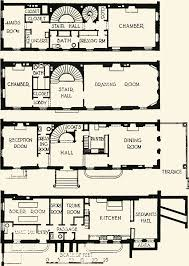Vanderbilt Floor Plans Mrs W K Vanderbilt Townhouse
