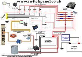 caravan wiring diagram for reversing camera electrical at 12v