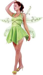 Tinkerbell Halloween Costumes October 2010