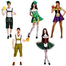 costume new year aliexpress buy germany oktoberfest costume bartender