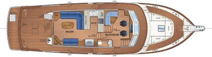 Luxury Yacht Floor Plans by Luxury Yacht Yachts For Sale Brokerage Fleming Yacht Corvette