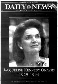 jaqueline kennedy jacqueline kennedy onassis dies in 1994 ny daily news