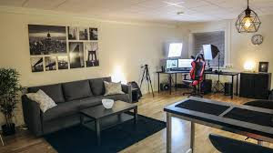 epic office u0026 gaming setup tour youtube