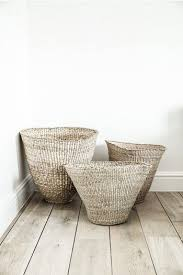baskets for home decor 46 best baskets images on pinterest wicker bushel baskets and rattan