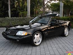 mercedes ft myers fl 1998 mercedes sl600 convertible ft myers fl for sale in fort