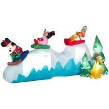 christmas inflatables outdoor mickey mouse christmas icenakrub