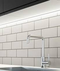 kitchen cabinet lighting uk slimline led profile for use kitchen cabinets