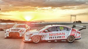 nissan gtr australia 2016 nissan launches 2016 altima v8 supercar and gt r nismo gt3