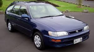 1995 toyota corolla station wagon toyota corolla 1996