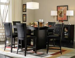High Dining Room Table Set by Magnificent Ideas Black Dining Room Table Sets Fashionable Dining
