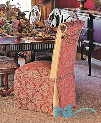 dining room slipcovers slipcovers riviera decor luxurious bedding and custom designs