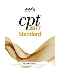 Cpt 2017 Standard Edition Ama 9781622023981 Medical History