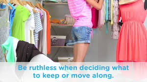 maidpro tips how to clean your closet youtube