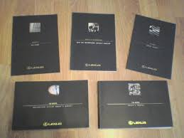lexus is owners manual for sale is200 owners manual buy sell archive lexus owners