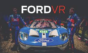 ford supercar interior ford vr lets you live le mans in virtual reality u2013 virtual reality