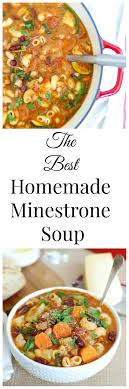 soup kitchen meal ideas best 25 best minestrone soup recipe ideas on