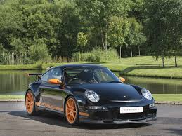 black porsche gt3 stock tom hartley jnr